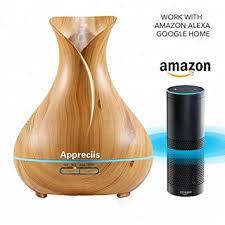 Appreciis 7LED <b>Aromatherapy</b> Essential Oil <b>Diffuser 400ml Air</b> ...