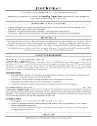 Supervisor Resume Housekeeping Samples Construction Coverr