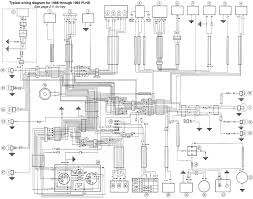 Basic Electrical Schematic Diagrams softail wiring diagram
