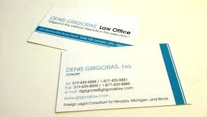 Law Student Business Card Template Elevenia Co