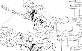 Small Picture Ninjago Coloring Pages Jay Thumbnail Of With Ninjago Coloring