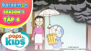 S1] Hoạt Hình Doraemon Tiếng Việt - Tập 4 - Máy Thay Đổi Thời Tiết ...