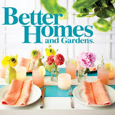 Small Picture Delighful Better Home And Gardens Magazine In Decorating Ideas