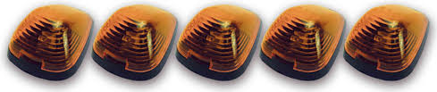 Pacer Led Cab Lights Details About Pacer Performance 20 236 Cab Roof Lights Amber 99 Fits Ford P U Led