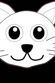 Small Picture Cat Face Coloring Pages download free printable coloring pages