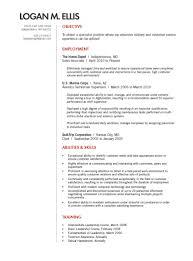 resumes by jessica pine at coroflot com