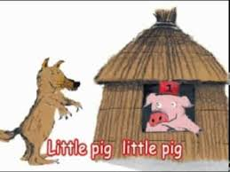 this is the full story of the three little pigs the magic in this story