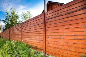 Simple Sheet Metal Fence To Decorating Ideas
