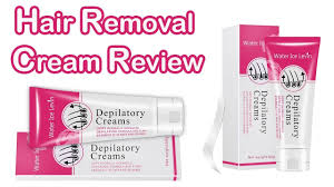 best hair removal cream for women water ice levin painless depilatory hair removal cream review