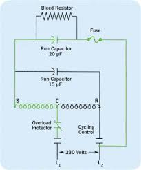pole contactor wiring diagram image wiring diagram single pole and double pole contactors on 2 pole contactor wiring diagram