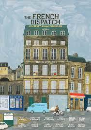 The French Dispatch - Rachel Victoria ...