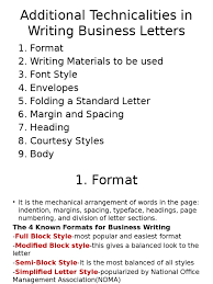 Styles Of A Business Letter Images Letter Examples Ideas