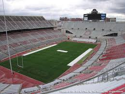 Ohio St Football Stadium Seating Chart Ohio Stadium View From Section 9c Vivid Seats