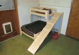 outdoor dog ramp for a bed deck stairs how to build an over plans