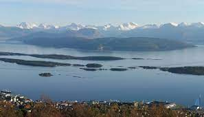 Varden - das Molde Panorama - Natur in Molde, Molde - Fjord Norway