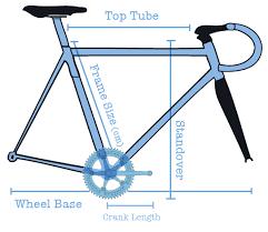 Bike Size Chart Road Bike Road Bike Sizing