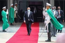 تعديل وزاري جزئي في الحكومة الموريتانية