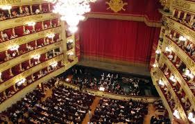 La Scala Seating Chart Teatro Alla Scala