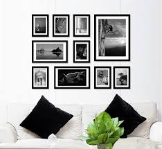 picture frames on wall. Fashion 10 Box Combination Photo Frame Wall 10a01-in From Home \u0026 Garden On Aliexpress.com   Alibaba Group Picture Frames E