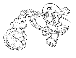 Amazing Thanksgiving Toad Coloring Pages 21 Mario And Luigi