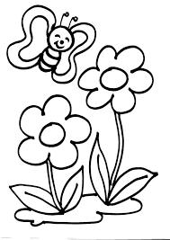 Disegni Animali Da Colorarefarfalladisegno Farfalle Da Disegno