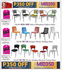 restaurant furniture stacking chairs lazada s mid year