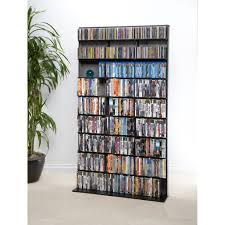 The Victorian Kitchen Garden Dvd Media Shelf Towers Youll Love Wayfair