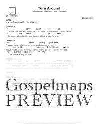Gospelmaps Turn Around The New Life Community Choir