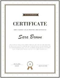 Printable Membership Certificate Template Maker Cone Club