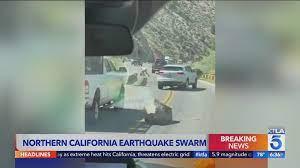 6.0 magnitude quake near California ...