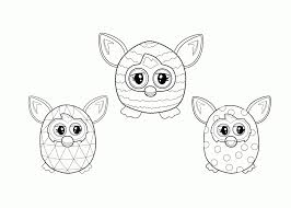 25 Ontwerp Furby Kleurplaat Mandala Kleurplaat Voor Kinderen