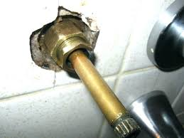 how to replace bathtub faucet stem replacing spout hot water leaking 1 removal remove how to replace bathtub faucet stem