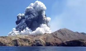 New Zealand volcano: Could White Island eruption awaken Taupo ...