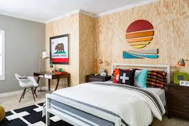Skateboard Bedroom Boys Surf Culture Inspired Bedroom Jj Design Group Hgtv