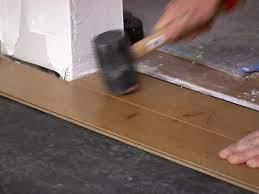to install an engineered hardwood floor