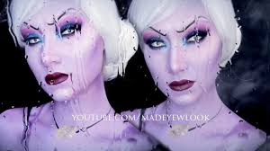 ursula makeup design madeyewlook by lex i love the simplicity as pared with most designs