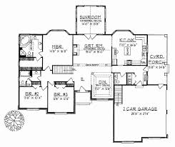 ranch house plans with sunroom luxury open floor sunrooms