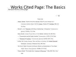 example of works cited world of examples citations in essay examples of apa format for citing websites pertaining to example of works cited