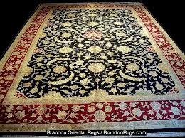 com rug 65307 hand knotted 200 line sino persian silk flower used for comparison below