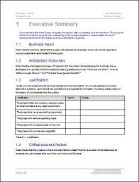 Free Case Template Business Case Template 22 Pages Ms Word With Free Sample Materials