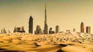Dubai manipuliert Wetter - Künstlicher Regen gegen 50 Grad Celsius Hitze! -  News Ausland - Bild.de