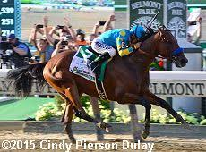 2015 Belmont Stakes Chart 2015 Belmont Results