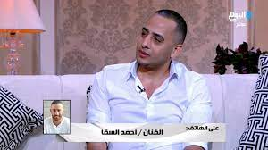 AlQahera AlYoum - القاهرة اليوم - أحمد السقا: عصام السقا ممثل مجتهد جدا