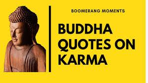 Buddha Quotes On Karma Steemit