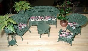 dollhouse outdoor furniture. Outdoor Miniature Furniture Dollhouse O