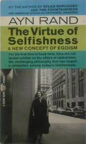 the virtue of selfishness  the virtue of selfishness 1964 edition jpg