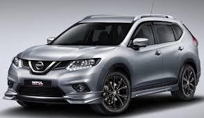 new car 2016 malaysiaIndiabound Nissan XTrail gets an Impul Edition  Malaysia