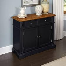 black sideboards and buffets. Plain And Home Styles Americana Black And Oak Buffet To Sideboards And Buffets D