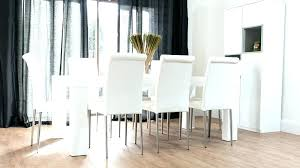 full size of dining table and leather chairs round 4 home design glass with 6 white