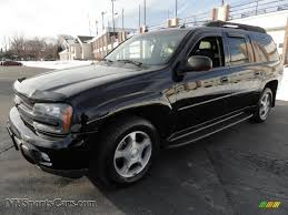 Car Picker - black chevrolet TrailBlazer EXT